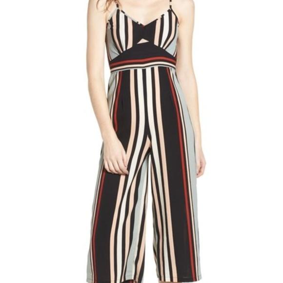 9a9d354d4492 Angie Pants - Angie Stripe Jumpsuit